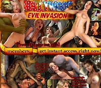 Hellywood Evil Invasion